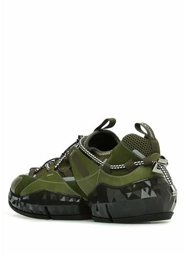 Jimmy Choo Sneakers Yeşil